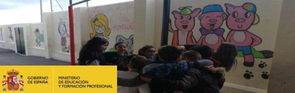 CEIP Reina Sofía y el IES Puertas del Campo trabajan de la mano del artista Guillermo Ríos
