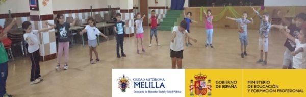 'El chicle mágico' y otras actividades del Programa en diversos centros de Melilla