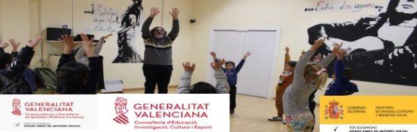 CEIP Antonio Ferrandis: en el Teatro tod@s son iguales