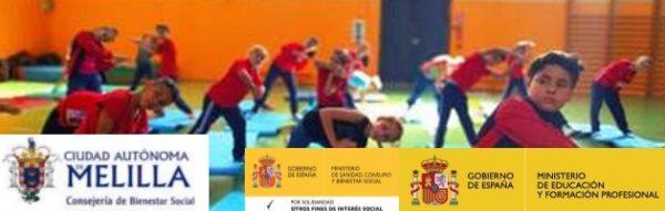 Lo adquirido a través del Yoga en el CEIP León Solá de Melilla