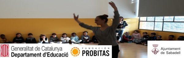 Mucha Danza en la Escola Joan Maragall
