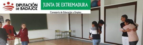 Distintas sesiones MUS-E en Villanueva de la Serena