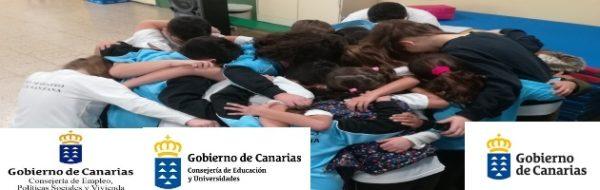 CEIP Maestro Félix Santana: Teatro para el esfuerzo común