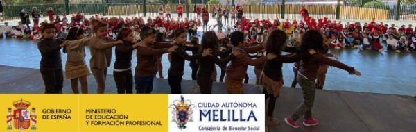 CEIP Anselmo Pardo: trabajamos con las coreografías para potenciar aspectos como la memoria y la escucha