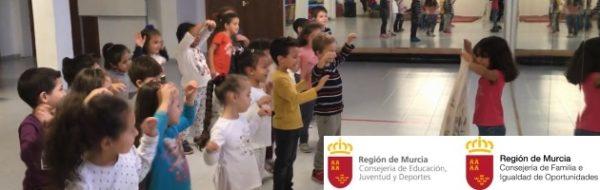 Resumen visual del trabajo en la de Danza en el CEIP Hernández Ardieta