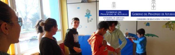 Teatro, para el Inclusión MUS-E Asturias en el CPEE San Cristóbal