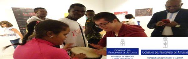 Solidaridad, interculturalidad, talleres, jornadas de prevención… algunas de las actividades del Programa Inclusión MUS-E Asturias en el CPEE San Cristóbal (I)