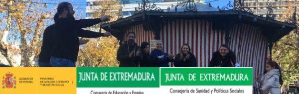Tod@s implicad@s con el MUS-E en el CEIP Nuestra Señora de Fátima