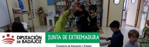 Danza y el estreno del Yoga en el CRA La Raya