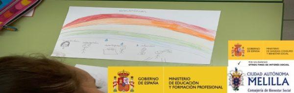 Trabajamos las emociones en diversos centros de Melilla
