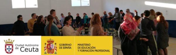 Algunas imágenes del trabajo realizado en el CEIP Reina Sofía