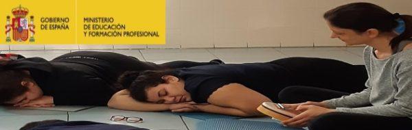Yoga en el CEE San Antonio