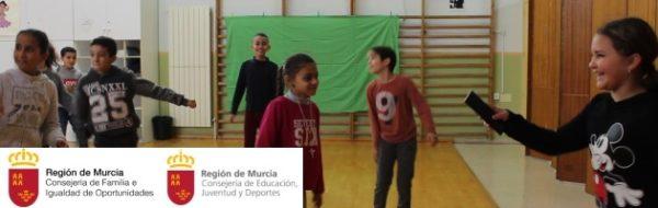 Estreno de las Audiovisuales en el CEIP Barriomar 74