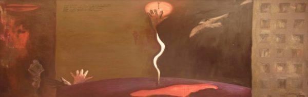 'Arte contra el coronavirus', por Enrique Barón