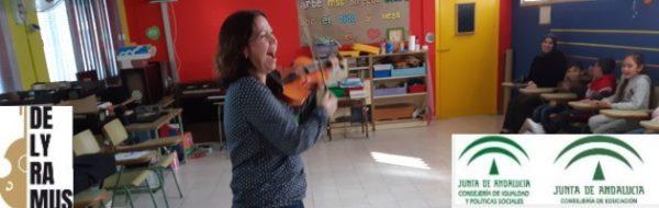 Sesión de padres y madres, con expresión musical y ritmo en el CEIP Victoria Díez