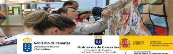 Talleres de madres y padres en el CEIP Juan Cruz Ruiz, para el estreno MUS-E en el centro
