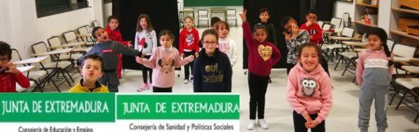 El primer trimestre de 2020 en el CEIP Juan Güell a través del Teatro Erika Montoya