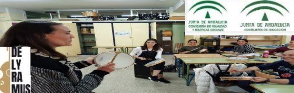 Proyecto Delyramus: formación docentes en el CEIP Andalucía