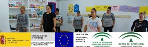 Las mamás del CEIP Andalucía se apuntaron al Taichi