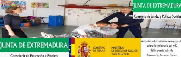 MUS-E Extremadura: nos adentramos en el trabajo de Pedro Cruz en diferentes centros