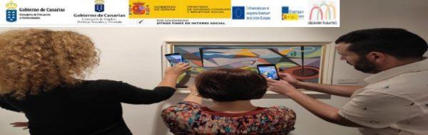 Proyecto Erasmus + 'Creando Puentes': talleres para docentes para divulgar la colección del Museo Westerdahl Arte Moderno