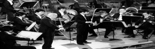 Yehudi Menuhin y su paso por la ONU para recordar que sí, que otro futuro es posible