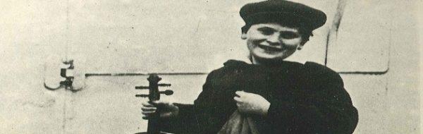 Hoy 22 de abril celebramos el aniversario del nacimiento de Yehudi Menuhin con el primer capítulo de su obra 'Unfinished Journey'