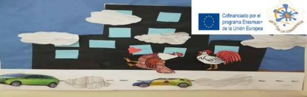 'Arte por la Convivencia': 'Clotilda y la contaminación'