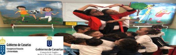 CEIP Maestro Félix Santana: dominamos al monstruo de las emociones