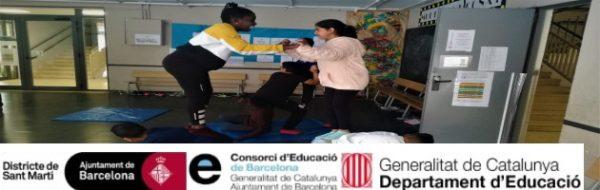 En la Escola Concepción Arenal la combinación MUS-E y Circo triunfa