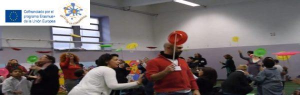 'Arte por la Convivencia': Circo, como otro gran ejemplo de buenas prácticas compartidas en Turín