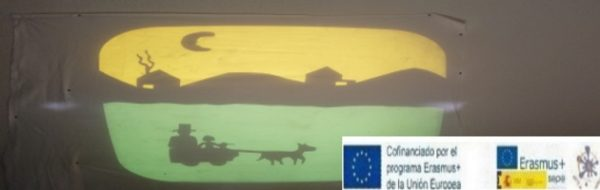 'Arte por la Convivencia': el CEIP Valdemera pone rumbo al planeta del hombre de negocios, otro pasaje de 'El Principito'