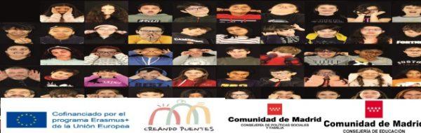'Creando Puentes': los 'Retratos escondidos' del CEIP Miguel de Unamuno