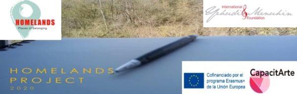 Erasmus + 'CapacitArte': Os presentamos el Proyecto 'Homelands'