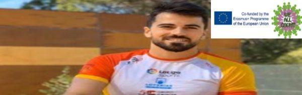 'We All Count': 'Hablamos con…', el alumnado del CRA Río Tajo entrevista al piragüista Paco Cubelos
