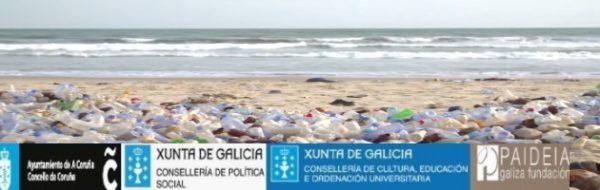 En el CEIP San Pedro Visma reflexionan sobre la contaminación y el daño de los plásticos