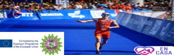 'We All Count': El CRA Río Tajo estrena su sección de entrevistas digitales del alumnado 'Hablamos con…'. Y debuta con el triatleta olímpico Fernando Alarza