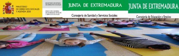 Un poco de Yoga en el CEIP Padre Manjón con Ana Álvarez