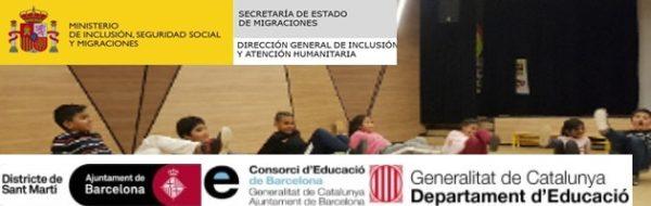 Unidad, respeto y seguridad, aportaciones del MUS-E a los grupos de la Escola La Pau