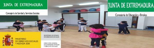 CEIP El Cristo y CRA La Cipea se fusionan con el cine, las danzas y las coreografías