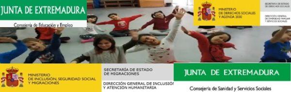 Más Danza: ahora nos movemos con el CEIP Lope de Vega (Badajoz)