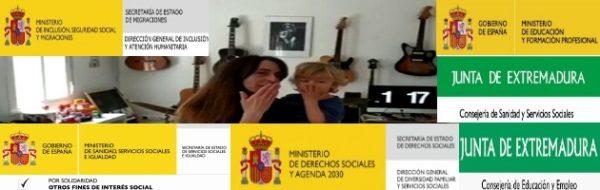 'La escuela no está cerrada, está cerrado el edificio': celebrando el Día MUS-E en el CEIP Gonzalo Encabo