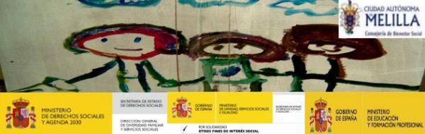 Ciudad Autónoma de Melilla: Día MUS-E –Todas pintamos con miras al futuro