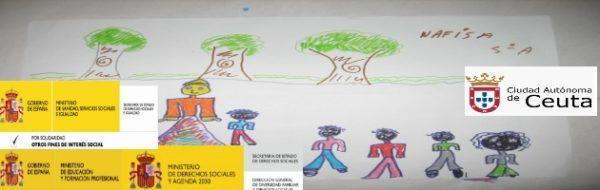 Día MUS-E Ceuta- Todas Pintamos