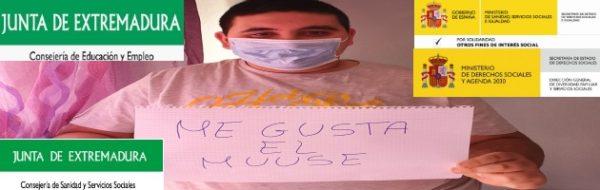 """""""Me gusta el MUS-E"""": todas pintamos en el Día MUS-E de Extremadura"""
