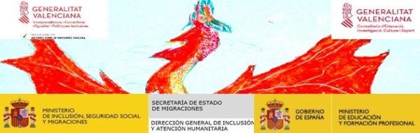 Día MUS-E Comunidad Valenciana- Tod@s pintamos: dragones fuertes que pueden con todo