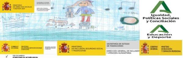 Solidariz-Arte y Enred-Arte: 2.500 dibujos en MUS-E que demuestran que tod@s pintamos. Andalucía se apunta