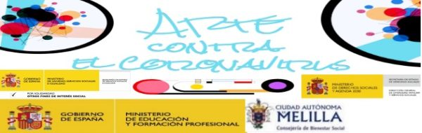 'Arte contra el coronavirus' en Melilla: hemos de compartir espacios virtuales para trabajar junt@s