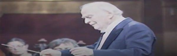 Día Internacional de la Paz: el memorable concierto de Yehudi Menuhin en la Sarajevo que salía del horror de la guerra