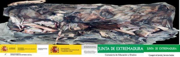 'Artistas contra el coronavirus': 'Escrito para cuadro de zapatillas de punta', por Pedro Cruz